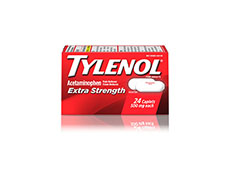 Tylenol Extra Strength | 24 caplets – Now Only $3.49